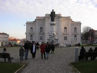 Monument dr Martin Sousa