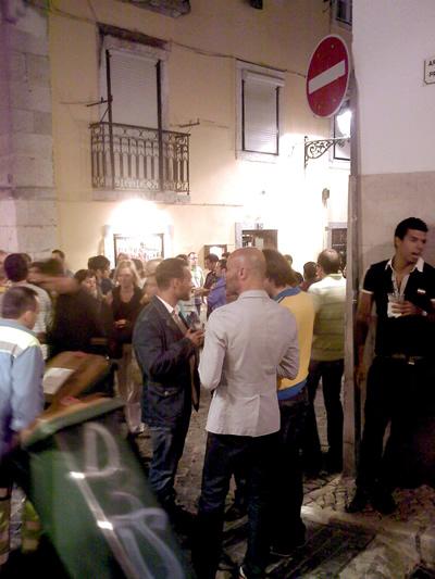 Bairro Alto Lisbon gay 11 Rene van Gijn