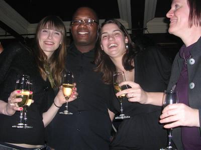 Bicaense Bar Lisbon champaign birthday Laura