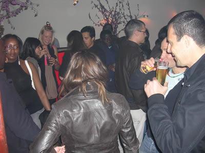 Bicaense Bar Lisbon near Bairro Alto room 2 dancefloor