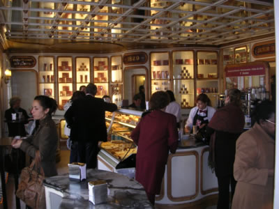 Confeitaria Nacional, Lisbon's oldest Confectionary, once supplier of the Royal Family2