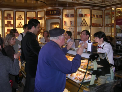 Confeitaria Nacional, Lisbon's oldest Confectionary, once supplier of the Royal Family11