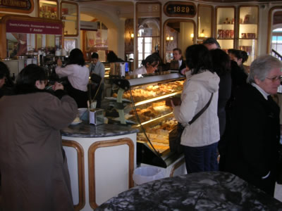 Confeitaria Nacional, Lisbon's oldest Confectionary, once supplier of the Royal Family3