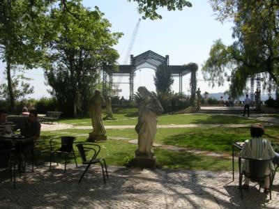 Terrace National Museum Nacional8 Tagus River