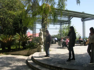 Terrace National Museum de Arta Antigua3