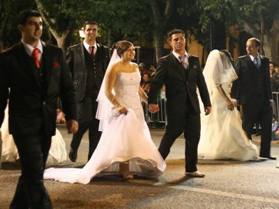 mass marriages Lisbon St. Anthony's Weddings