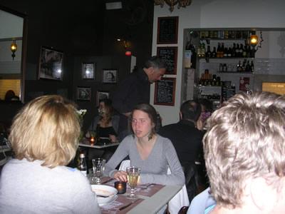 Les Mauvais Garcons Lisbon bar restaurant Rua da Rosa owner David Garcia ...