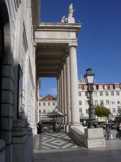 National Theatre Dona Maria II Lisbon 1 Teatro Nacional