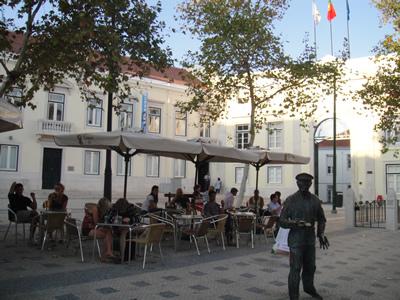 Largo Trindade Coelho Museum Sao Roque Lisbon