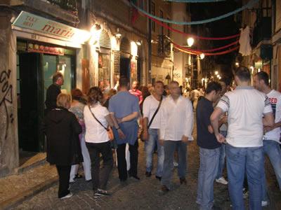 Bar A Capela Lisbon Rua Atalaia June 2009