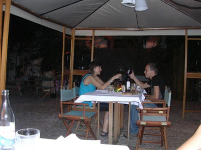 Lisbon Clube de Jornalistas garden dinner 11