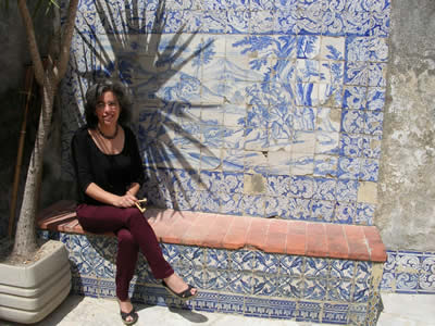 Independence Palace Lisbon Ana Maria Proserpio