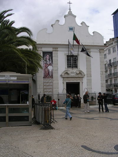 Lisbon church Mouraria