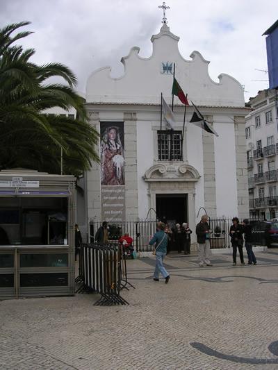Lisbon church Mouraria