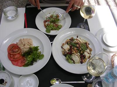 Restaurant Casa da Comida Museum Sao Roque 2 lunch