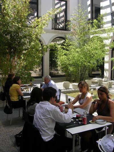 Restaurant Museum Sao Roque Casa da Comida 2 garden 1