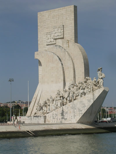 Lisbon River Tagus Cruise Monument to the Discoveries