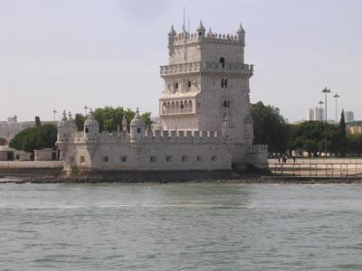 Lisbon Cruise trip Tagus River traditional Cacilheiro Belém Tower