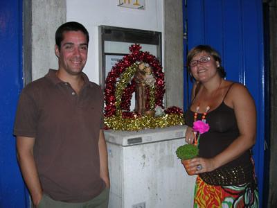 Lisbon Santo Antonio Mouraria june 09 romantic manjerica2