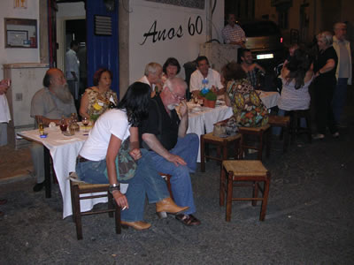 Lisbon Santo Antonio Mouraria june 09 Largo bar Anos 60 2