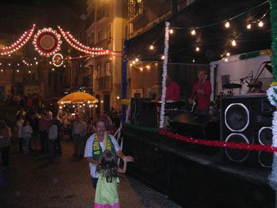 Santo Antonio Mouraria june 09 Largo do Terreirinho live music