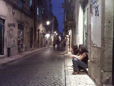 Bairro Alto Lisbon nightlife 3