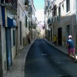 Lisbon apartment Mouraria streetview