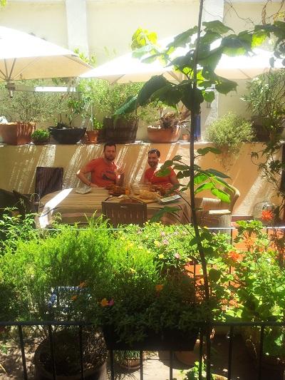 Mouraria Lisbon Rob and Felipe June 30