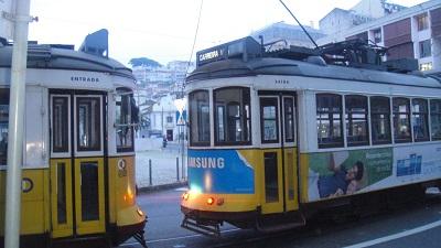 Tram 28 Square Martim Moniz Mouraria Lisbon 2