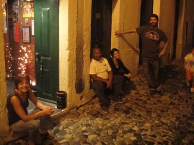 Lisbon Tentacoes Goa Jesus Maria Rua P Martir 2