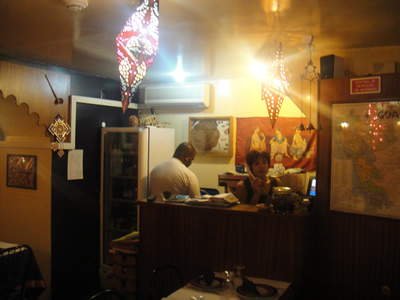 Lisbon Restaurant the Temptations of Goa Jesus Maria2