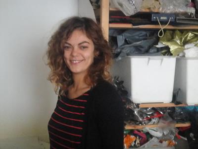 Sandra Guerreiro Desginer Lisbon atelier 2