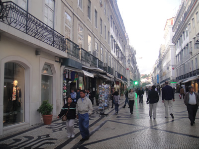 Sandra Guerreiro Designer Lisbon atelier Rua Augusta