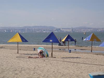 Beach Alcochete Samouco near Lisbon2