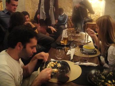 Fabulas Joanna Latka Lisbon dinner 2