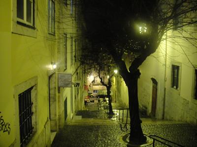 Fabulas Restaurant cafe Baixa street