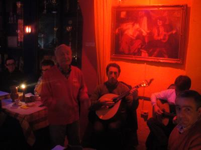 Lisbon fado Vai Tu traditional fado Bica 4