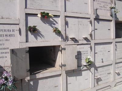 Cemetery of Pleasures Cemitério dos Prazeres 8 Lisbon