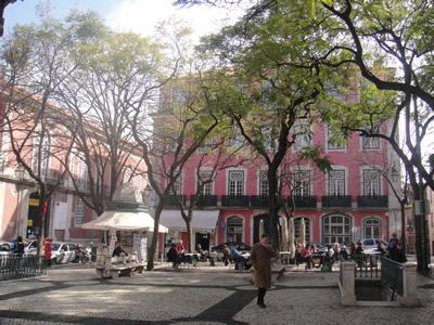 Lisbon Largo do Carmo1