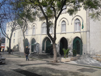 Largo do Carmo Military Police Station