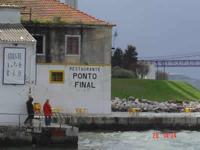 Ponto Final Lissabon Ans