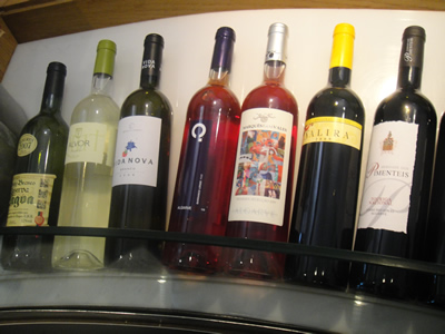ViniPortugal free wine tasting Lisbon Praça do Comércio wines