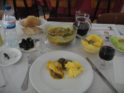 Restaurant São Cristóvão Alfama Lisbon2