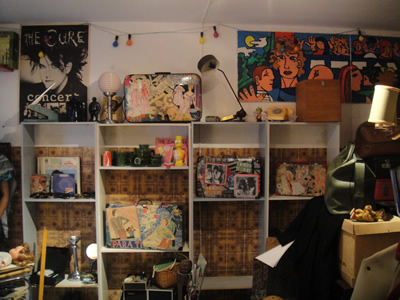 Lisbon Alfama Rua do Salvador 83 vintage atelier shop Alberto Gourgel 3