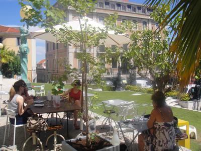 Restaurant Pharmacia Lisbon Surprising Menu Integrated