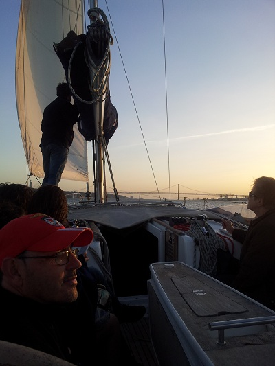 Tagus Cruises sunset sailing