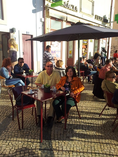 Lisbon cafe bar Ai Mouraria March 2015 Alexandra e Louis 2
