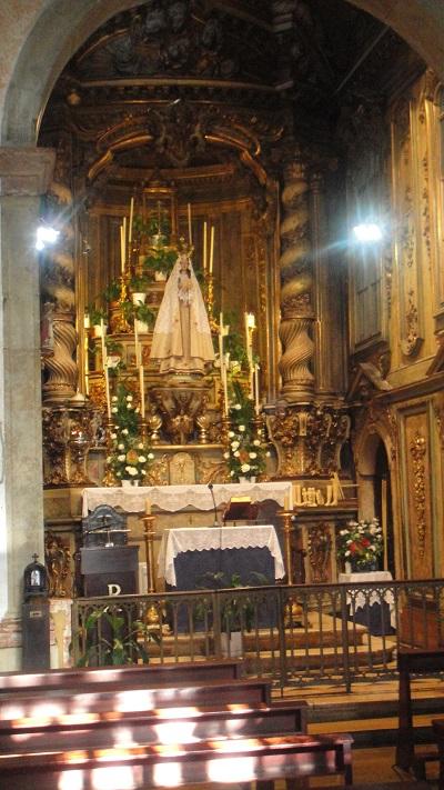 Mouraria Church Rua a Mouraria 1 Lisbon