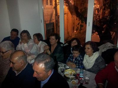 Casa Maria da Severa Lisbon Mouraria dinner feb 14 2