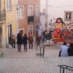 Mouraria Lisbon Escadinhas de São Cristóvão